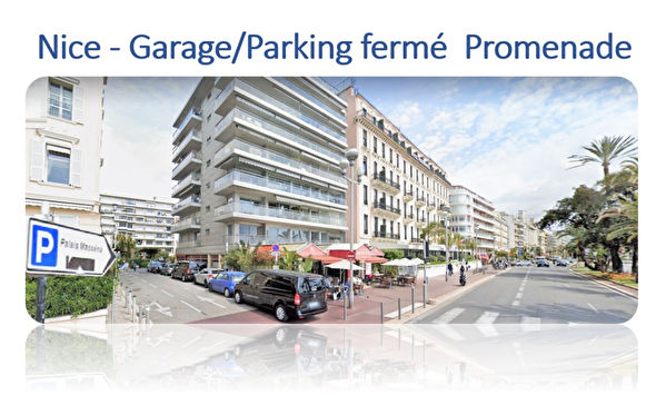 TEXT_PHOTO 2 - Garage/Parking fermé   Parc Auto Massena Promenade des Anglais